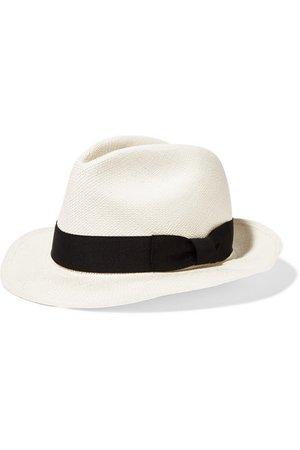 Sensi Studio | Classic toquilla straw Panama hat | NET-A-PORTER.COM