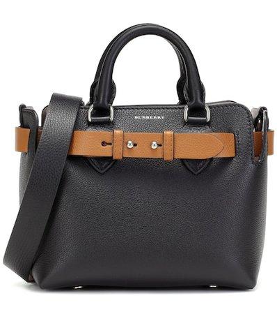 The Small Belt leather shoulder bag