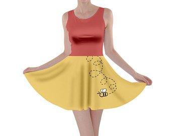 Pooh dress