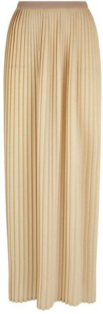 Giorgio Grati Pleated Midi Skirt