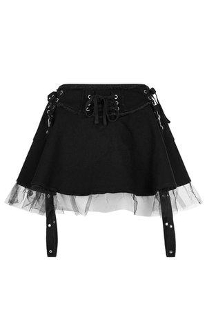 Slay Her Mini Skirt [B] | KILLSTAR - US Store
