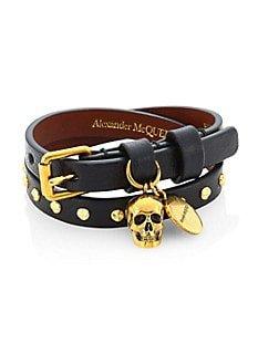 alexander mcqueen bracelet | SaksFifthAvenue