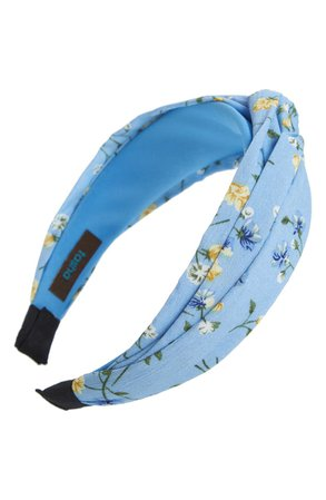 Tasha Flower Knot Headband | Nordstrom