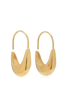Marta 14k Gold-Plated Earrings By Wolf Circus   Moda Operandi