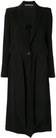 Hollywell relaxed fit coat