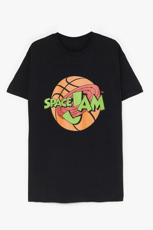 Pump Up the Space Jam Graphic Tee | Nasty Gal