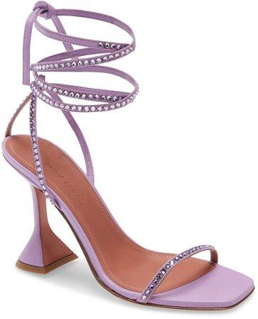 Vita Ankle Wrap Sandal