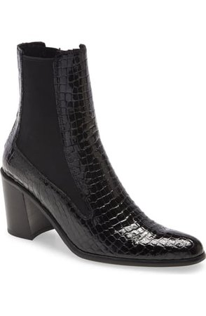 Jeffrey Campbell Anitra Chelsea Boot (Women) | Nordstrom
