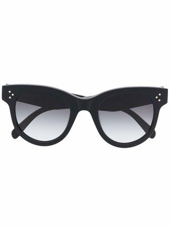 Celine Eyewear Tinted Cat eye-frame Sunglasses - Farfetch