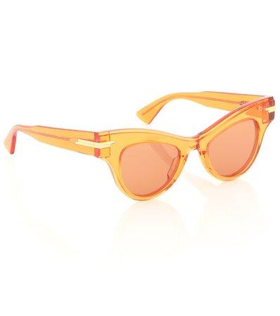 The Original 04 Cat-Eye Sunglasses | Bottega Veneta - Mytheresa
