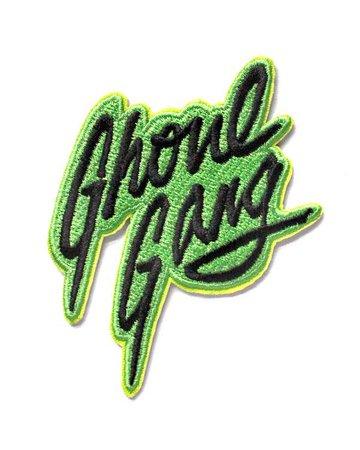 Ghoul Gang Patch – Strange Ways