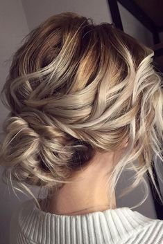 Gorgeous Wedding Updo Hairstyle To Inspire You | Hair styles, Wedding hair inspiration, Wedding hairstyles