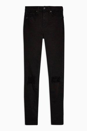 Black Jamie Skinny Jeans | Topshop