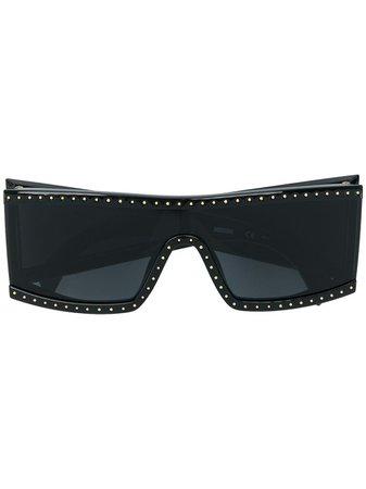 MOSCHINO EYEWEAR square shaped sunglasses