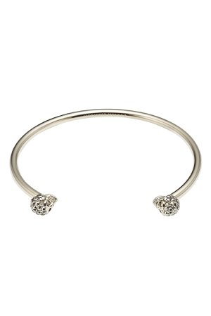 Skull Bangle Bracelet Gr. S