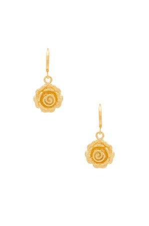 Jamie Rose Hoop Earrings