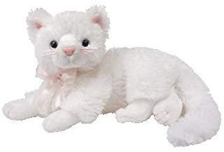 TY Beanie Baby - BIANCA The White Cat