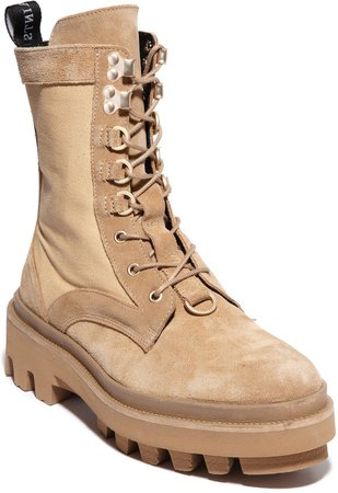 Beth Combat Boot