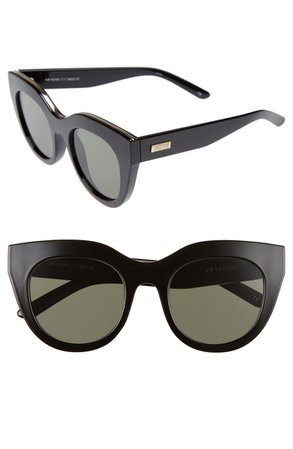 Le Specs Air Heart 51mm Sunglasses | Nordstrom