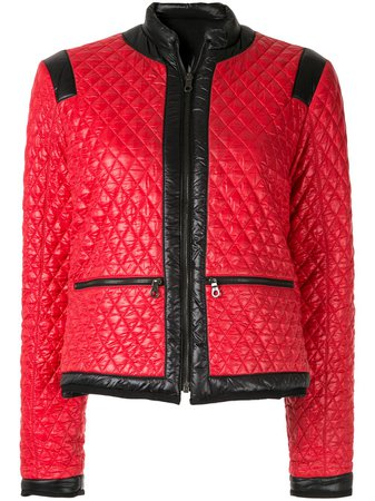 Chanel Pre-Owned Quilted Reversible Padded Jacket - Farfetch
