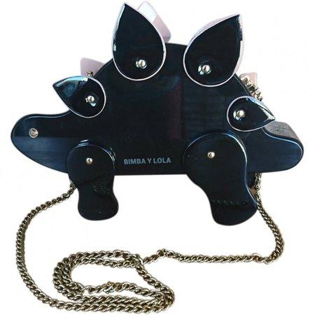 Clutchs Bimba & lola Negro de en Plástico - 7640926