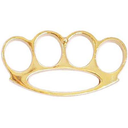 golden knuckle guard