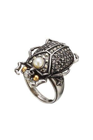 Beetle Ring Gr. 15