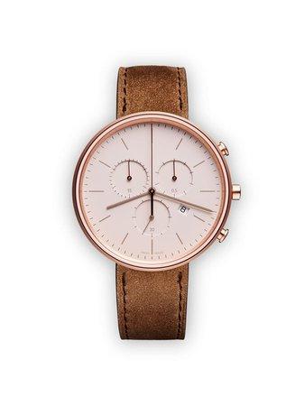 Uniform Wares M40 Chronograph Watch - Farfetch