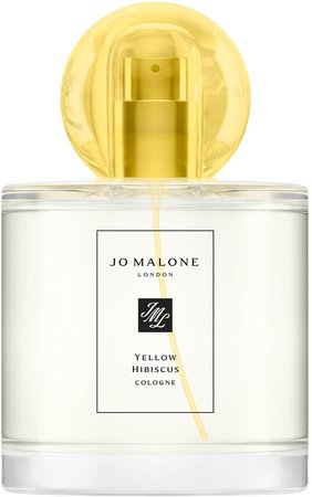 Blossoms Yellow Hibiscus Cologne