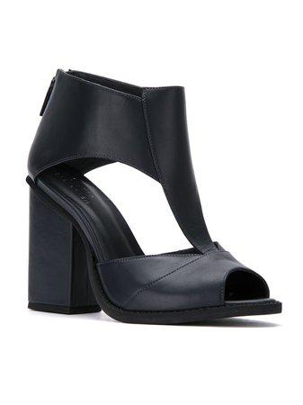 Studio Chofakian Leather Sandals | Farfetch.com