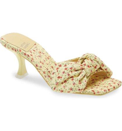 Bow Slide Sandal | Nordstrom