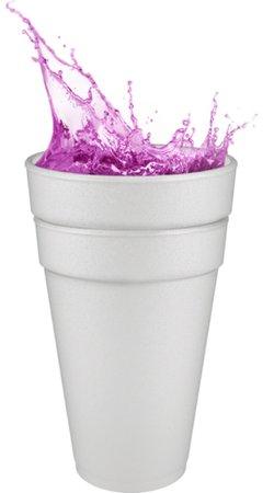codeine lean purple drunk 💜
