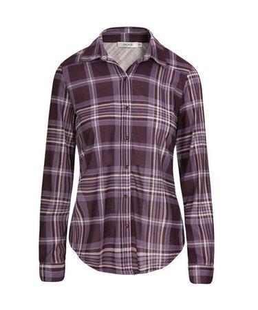 Plaid Knit Shirt | Rickis