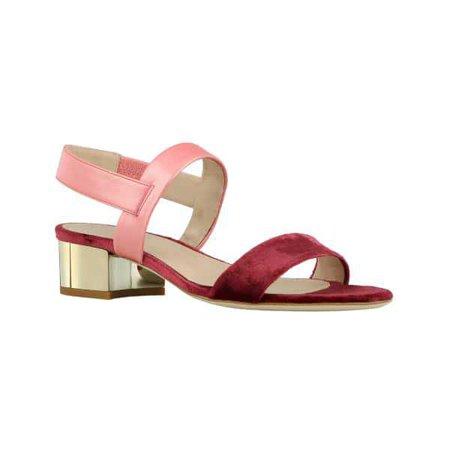 Turnus Cherry block heel sandal at Wolf & Badger