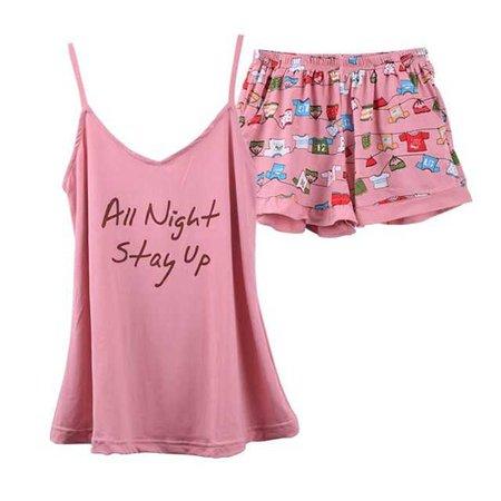 New-Summer-Family-Pajamas-Sets-Luxury-Women-Best-Friend-Stitch-Cotton-Cute-Sleepwear-Two-Piece-Shorts.jpg_640x640.jpg (640×640)