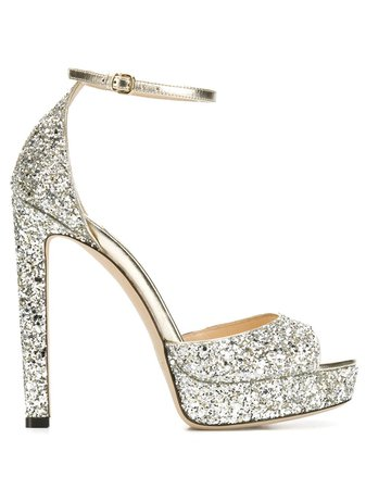 Jimmy Choo Pattie 130 sandals $850 - Buy Online AW19 - Quick Shipping, Price