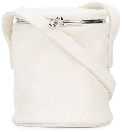 Mini Neck-Strap Bucket Bag