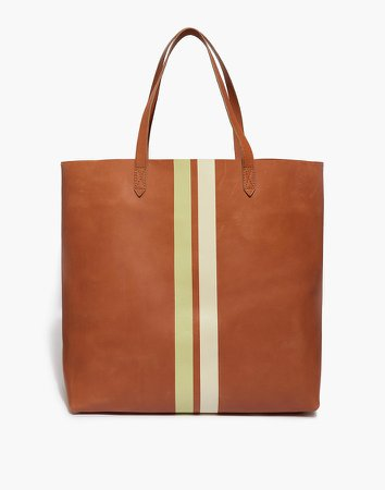 The Transport Tote: Striped Edition