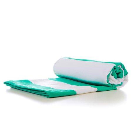 Green Beach Towel – Flying Fresh