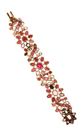 Georgian Garnet Bracelet by Simon Teakle | Moda Operandi