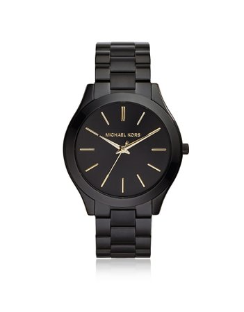Michael Kors Slim Runway Womens Watch