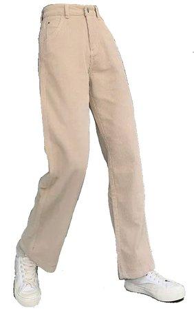 beige pants png