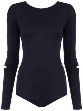 Gloria Coelho Knit Bodysuit | Farfetch.com
