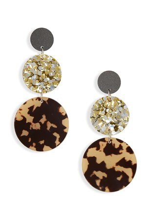 The Accessory Junkie Araceli Drop Earrings | Nordstrom
