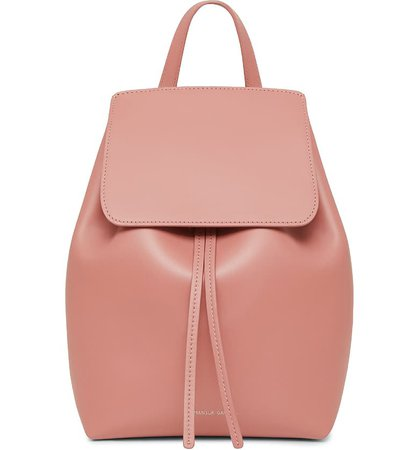 Mansur Gavriel Mini Leather Backpack | Nordstrom
