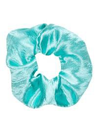 turquoise scrunchie - Google Search