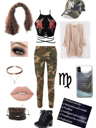 Virgo outfit