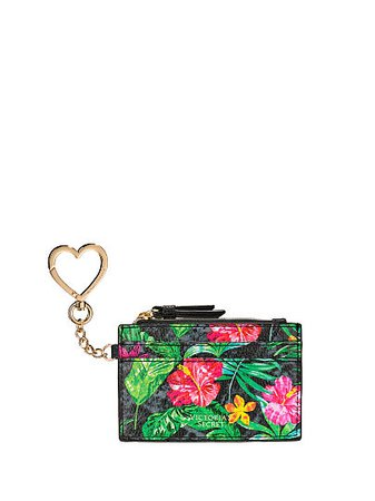 VS Tropic Card Case - Victoria's Secret - beauty