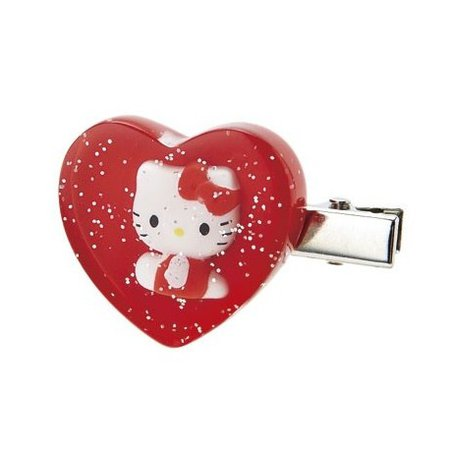 Hello Kitty Hair Clips: Mascot - The Kitty Shop