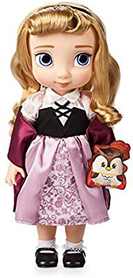 Amazon.com: Disney Animators' Collection Aurora Doll - Sleeping Beauty - 16 Inch: Toys & Games